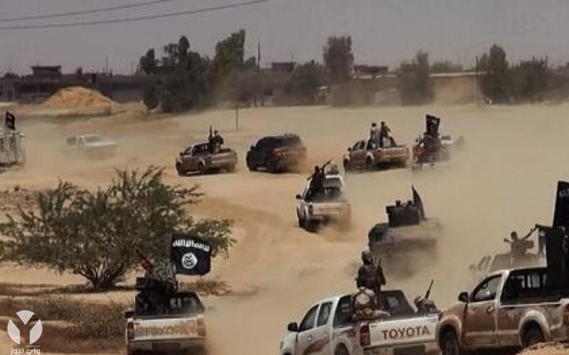 قاعدة هيت العسكريّة في العراق بيد داعش