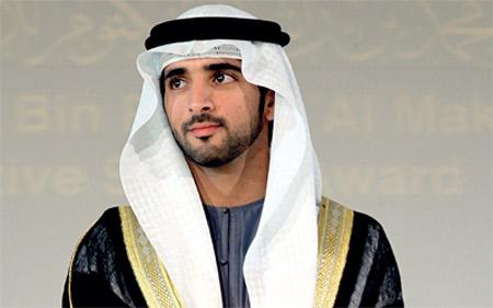 المكتب الإعلامي لحكومة دبي: خِطبة حمدان بن محمد إشاعة
