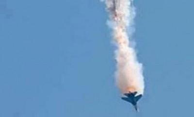 المعارضة السورية تسقط طائرة حربية جنوبي حلب والنصرة تأسر الطيار