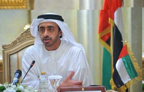 الإمارات تدعم جهود الرئيس اليمني لاستقرار ووحدة بلاده