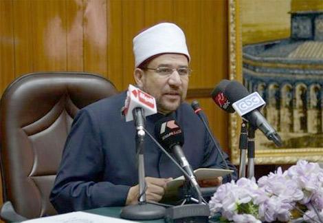 وزير الأوقاف المصري يصل أبوظبي للمشاركة في ندوات علمية رمضانية