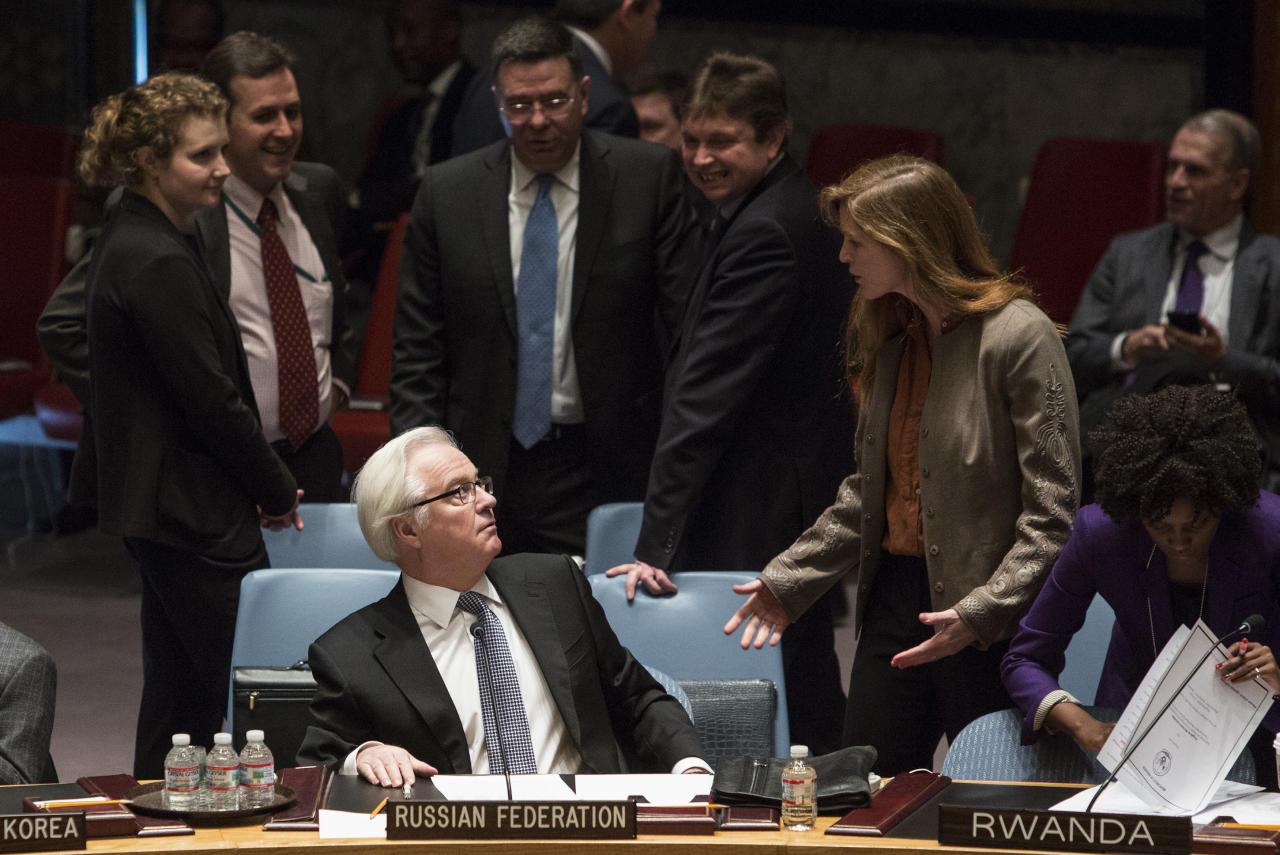 واشنطن وموسكو تتبادلان الاتهامات حول الانتهاكات بسوريا