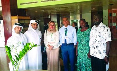 انتخاب الإمارات في عضوية المكتب التنفيذي لمجلس الشباب العربي الأفريقي