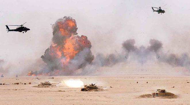 وصول قوات فرنسية إلى الكويت للمشاركة في تمرين مشترك