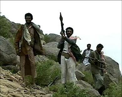 تجدد المعارك بين الجيش اليمني والحوثيين