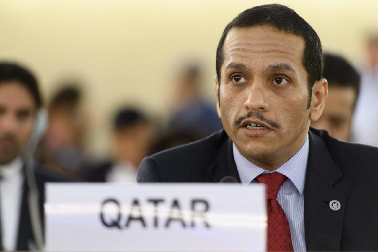 وزير خارجية قطر: الاستبداد سبب ازدهار التطرف بالشرق الأوسط