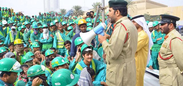 الدولة تؤكد على مصالح أصحاب العمل في يوم العمال