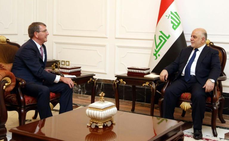 واشنطن تعلن إرسال 560 جندياً للعراق استعداداً لمعركة الموصل
