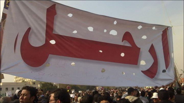 الأمن المصري يغلق محطة مترو تخوفاً من انتفاضة ترفع ارحل للسيسي