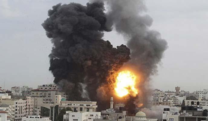 ارتفاع معدل الغارات الجوية في اليمن 3 أضغاف عن العام الماضي
