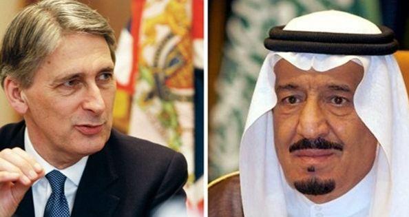 في إطار جولته الخليجية.. وزير الدفاع البريطاني  يلتقي نظيره السعودي