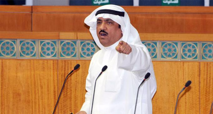 البراك أمين عام لـحشد رغم اعتقاله.. رسالة قوية لحكومة الكويت