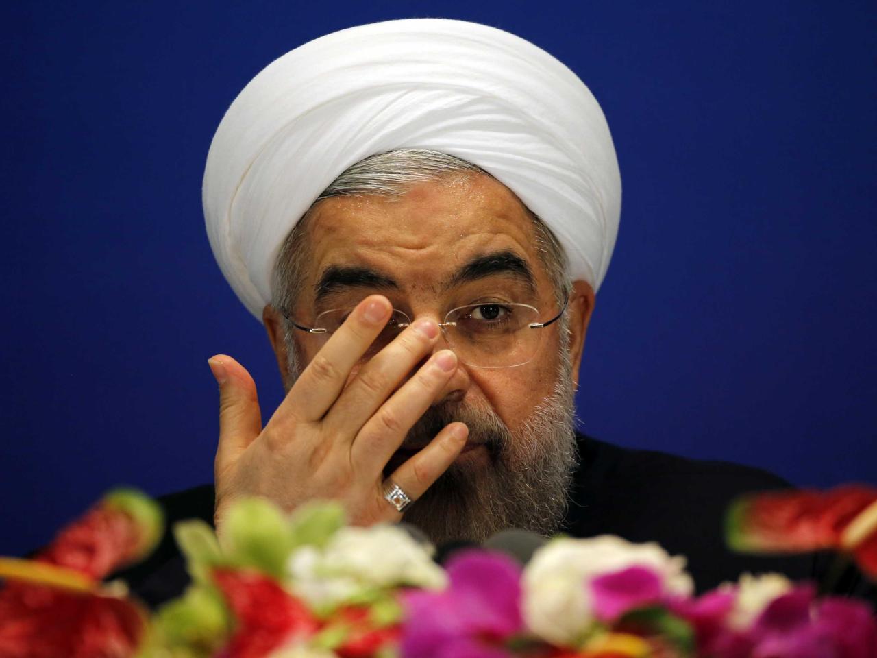 روحاني يلغي زيارته إلى النمسا لأسباب أمنية