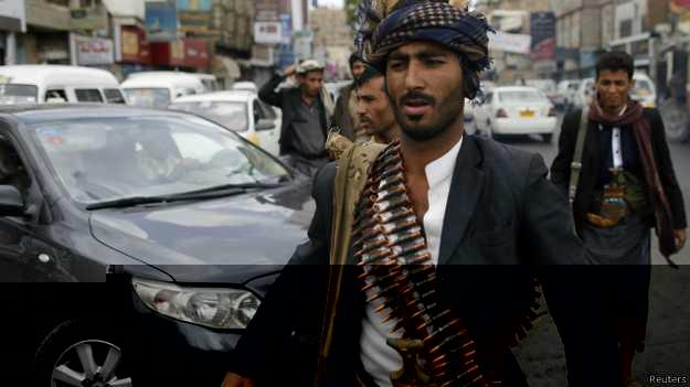الحوثيون يسيطرون على محافظة حجة الحدودية مع السعودية