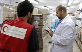 الهلال الأحمر القطري يخصص 1.7 مليون دولار لشراء أجهزة طبية لغزة