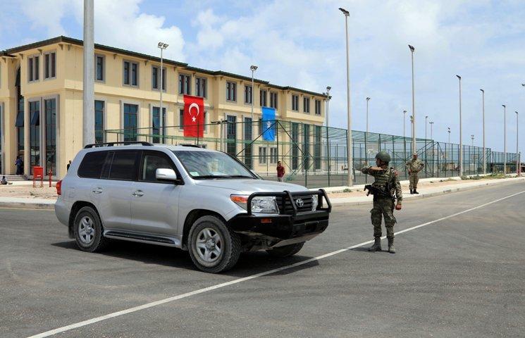 افتتاح أكبر مركز تدريب عسكري تركي في الصومال