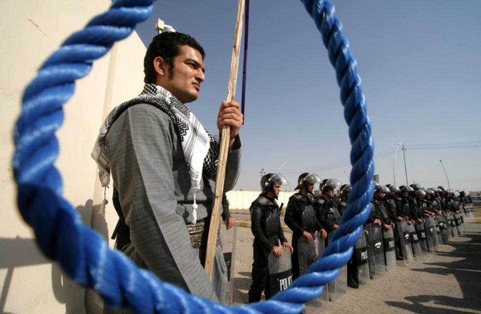 أغلبها في إيران وباكستان.. الإعدامات في 2015 الأعلى منذ 25 عام