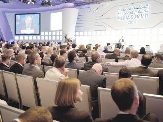 قمة أبوظبي للإعلام تناقش مستقبل الإعلام في العالم