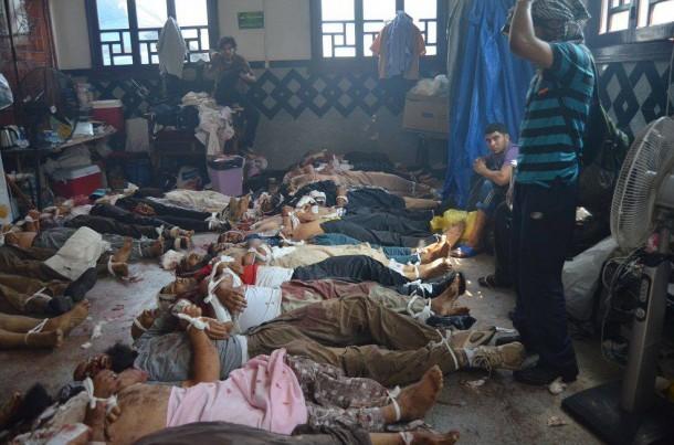 واشنطن بوست: مجزرة رابعة فاقت عدوان إسرائيل الأخير على غزة