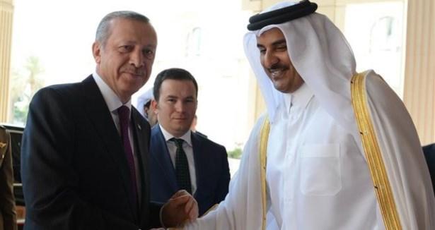 قمة قطرية تركية في العاصمة أنقرة