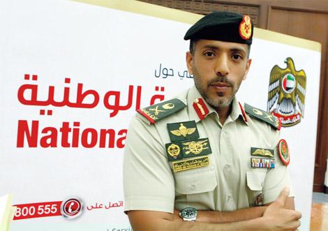 الخدمة الوطنية: إقرار التجنيد ارتكز على الأحداث التي تشهدها المنطقة