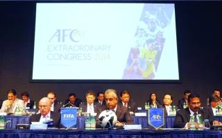 رئيس الاتحاد الآسيوي: اقامة مونديال 2022  في قطر أمرمحسوم