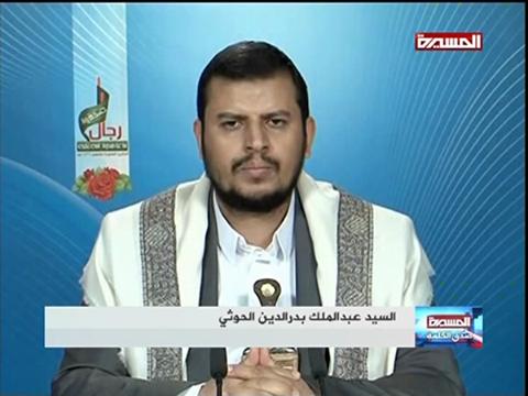 الحوثي: الخليج يدعم التكفيريين.. وحزب الإصلاح متواطئ مع القاعدة
