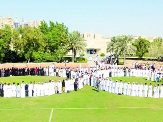 إطلاق حملة إنسانية بلا حدود في تقنية دبي للطلاب