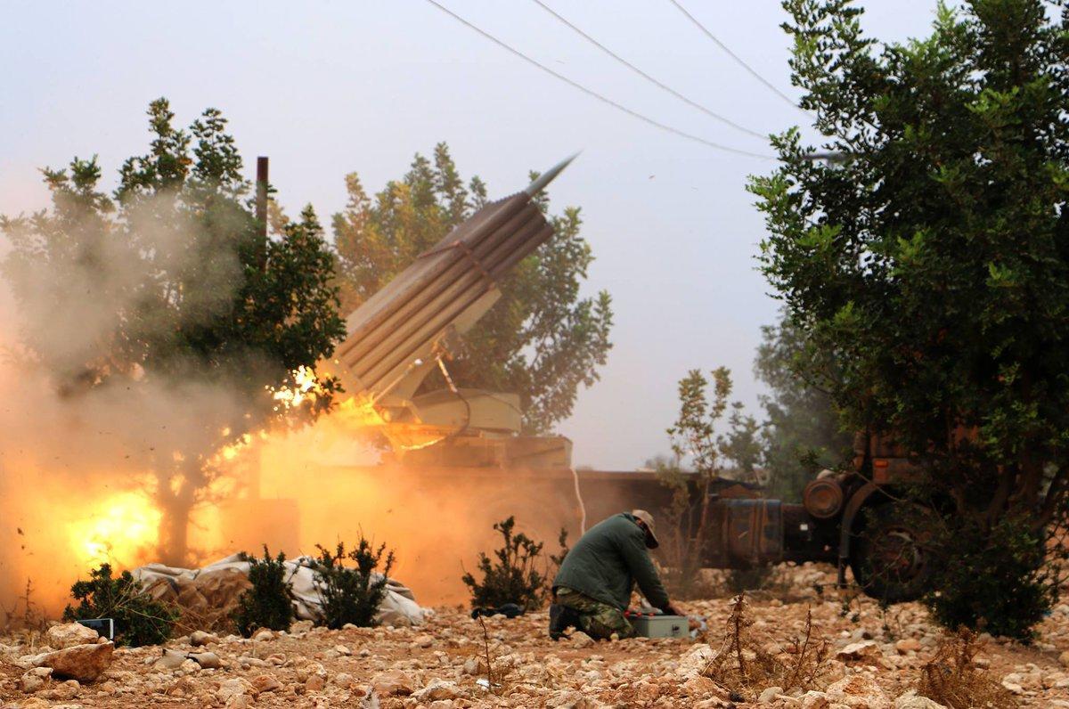 ثوار حلب يطلقون معركة تحرير حلب ويحققون انتصارات متلاحقة