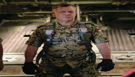 كيف اختبر وزير الأمن الإسرائيلي الكفاءة القيادية للعاهل الأردني؟
