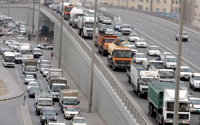 «الاتحادية للمواصلات»: حزمة إجراءات لمعالجة الازدحام على الطرق