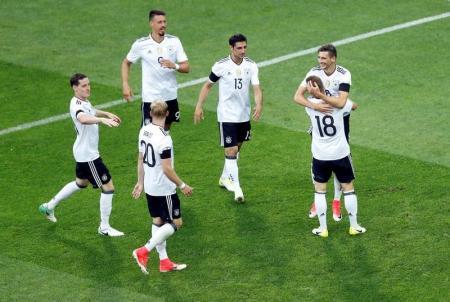 ألمانيا بتشكيلة شابة تهزم أستراليا 3-2 في كأس القارات