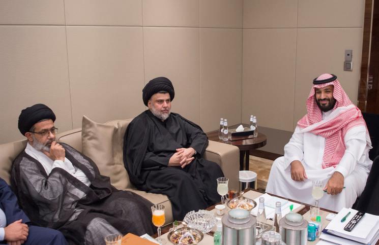 """""""فورين أفيرز″: طهران تنظر لاستقبال ابن سلمان للصدر على أنها حملة ضدها"""