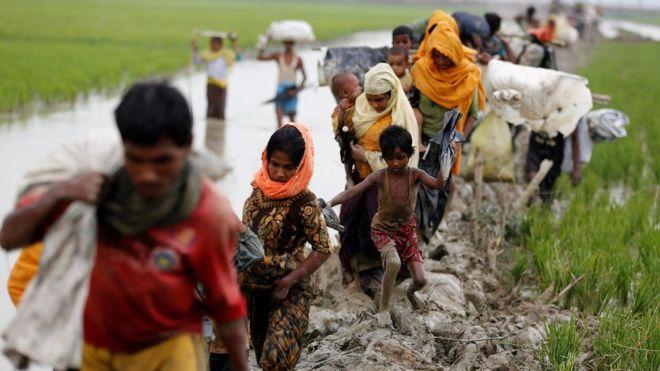 الإمارات ترسل طائرة مساعدات إلى بنجلادش لصالح لاجئي الروهينجا