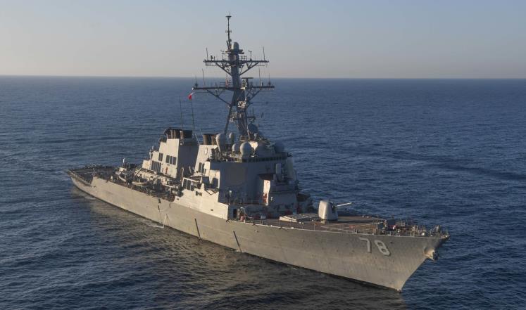 أمريكا: 59 صاروخا استهدفت طائرات وأنظمة دفاع جوي بسوريا