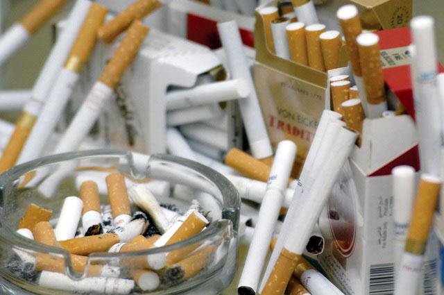 مناقشة تطبيق القانون الاتحادي لمكافحة التبغ