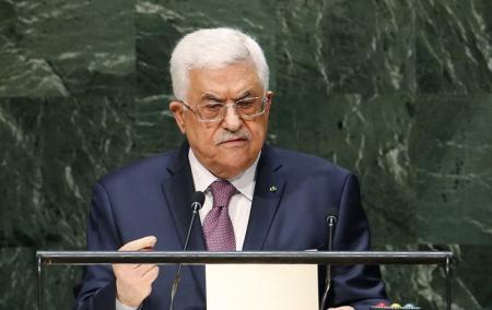 عباس يتوعد بالجنايات الدولية إذا فشل في مجلس الامن في إنهاء الاحتلال