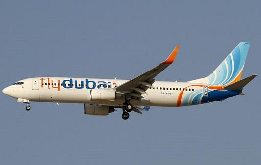 فلاي دبي تعلن إلغاء جميع رحلاتها إلى بغداد حتى 14 فبراير