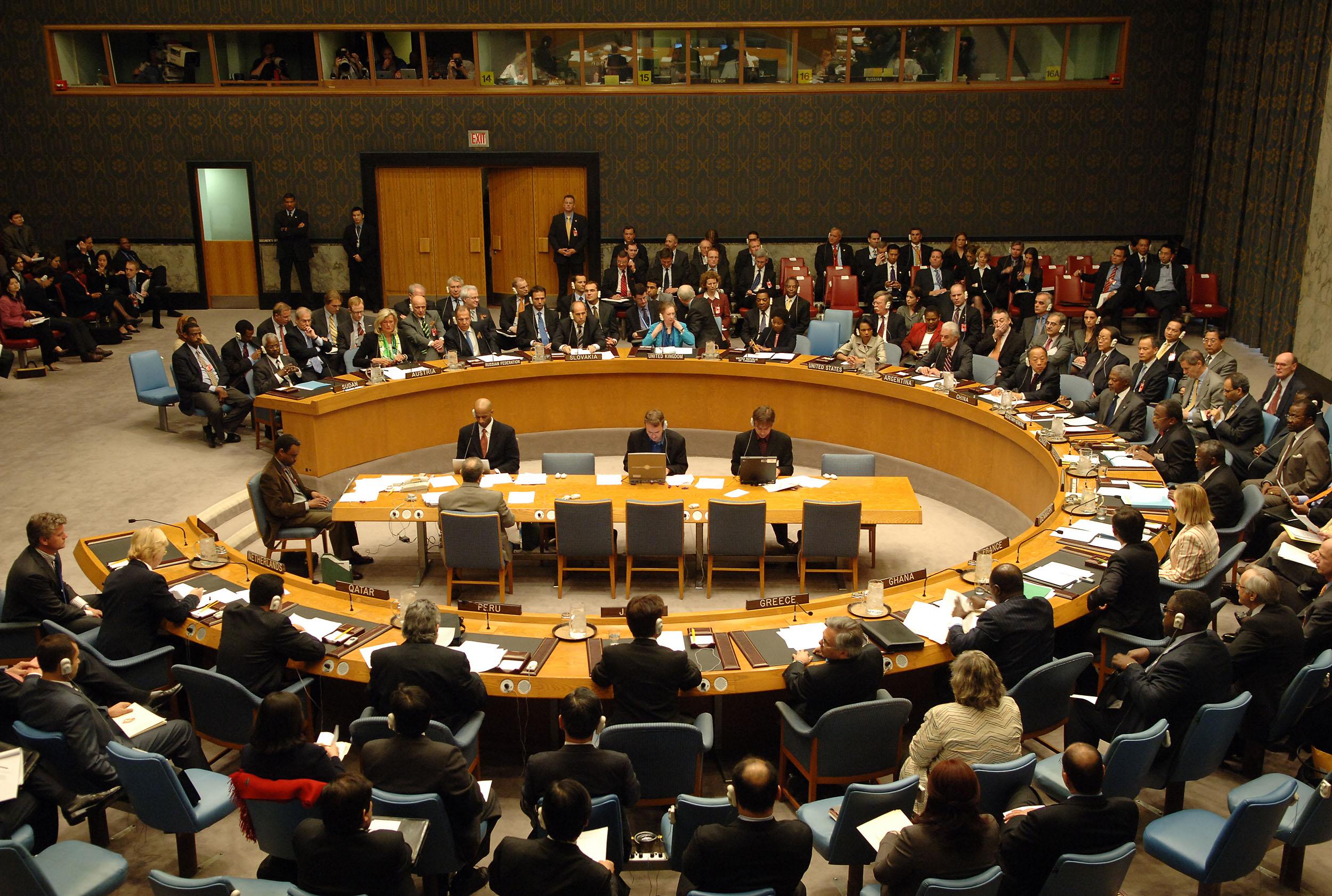 مجلس الأمن يصوت بالإجماع على قرار يدين الحوثيين