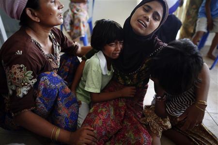 شهادات فظيعة حول اغتصاب المسلمات من قبل الجنود في ميانمار