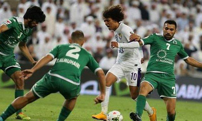 محمد عايض لاعب الشباب: هدفنا المنافسة على جميع الألقاب الممكنة