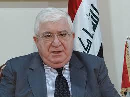 الرئيس العراقي يزور السعودية غداً