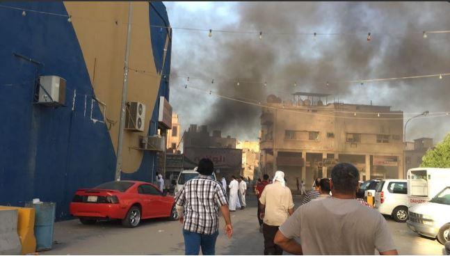 انفجار سيارة مفخخة في القطيف شرقي السعودية