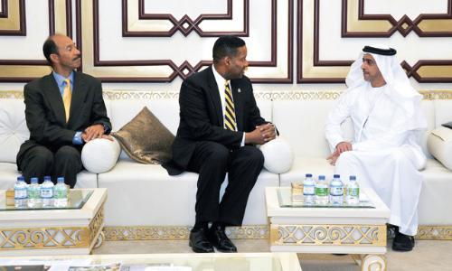 الإمارات توقع اتفاقية مكافحة الجريمة العابرة للحدود مع الولايات المتحدة