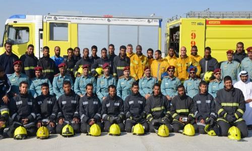 الإمارات تشارك العالم الاحتفال بـيوم الدفاع المدني