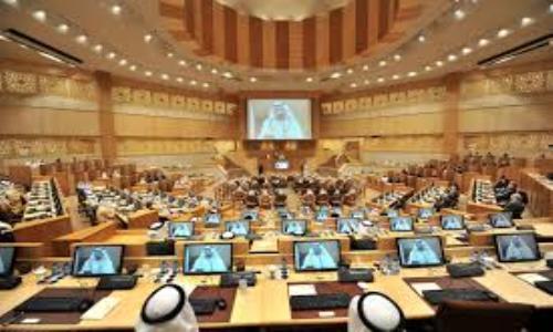 المجلس الوطني الاتحادي يناقش مشروع قانون الخدمة المدنية