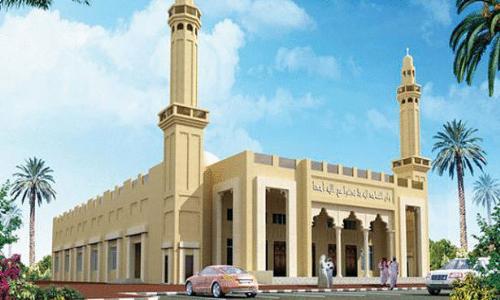 أول مسجد صديق للبيئة في العالم والأكبر بدبي يفتح أبوابه قريبًا