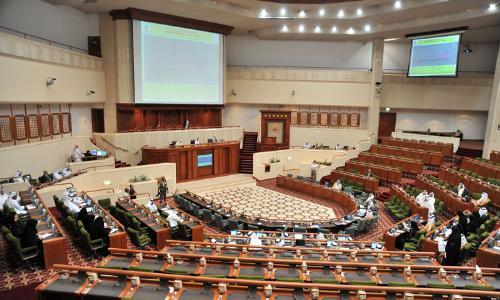 المجلس الوطني يوجه 5 أسئلة لوزراء في الحكومة