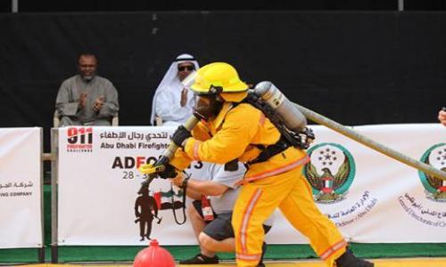 المنتخب الوطني يستعد للمشاركة في بطولة تحدي رجال الإطفاء 2014