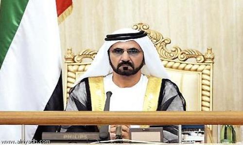 محمد بن راشد: التطوير والتنمية شراكة مجتمعية وحكومية